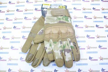 Перчатки Mechanix M-Pact 3 Multicam